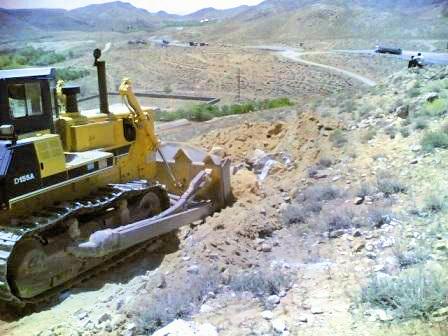 معدن مس دره زرشک