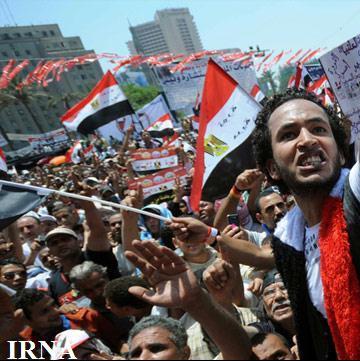 اعلام حمایت مردم مصر از قطع صادرات گاز به اراضی اشغالی