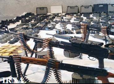 دخالت رژیم صهیونیستی در قاچاق سلاح به سوریه