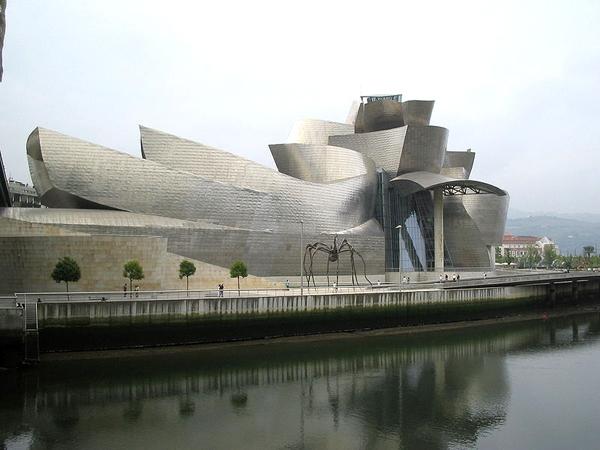 آشنایی با موزه گوگنهایم بیلبائو - اسپانیا