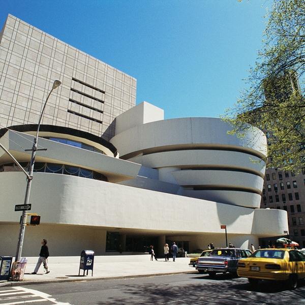 آشنایی با موزه گوگنهایم نیویورک - آمریکا