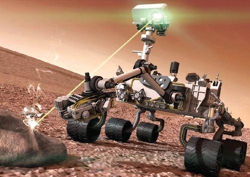 روبات مریخ نورد