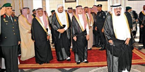 ملک عبدالله - پادشاه عربستان