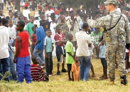 مردم - آفریقا