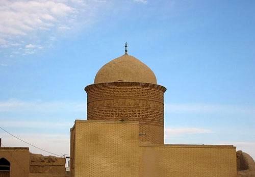 آشنایی با آرامگاه پیر علمدار - سمنان