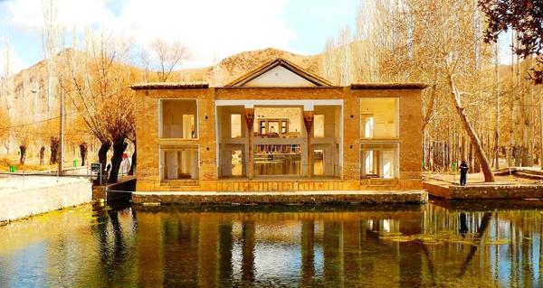 بنای تاریخی چشمه علی