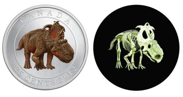 سکه جدید کاناداییها در تاریکی میدرخشد