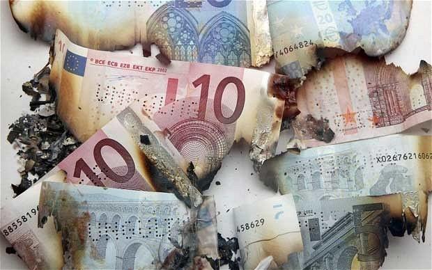 بانکهای اروپا اهمیت خود را از دست میدهند