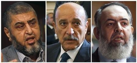 کاندیداهای مصری