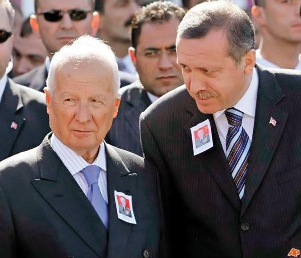 ترکیه رهبران