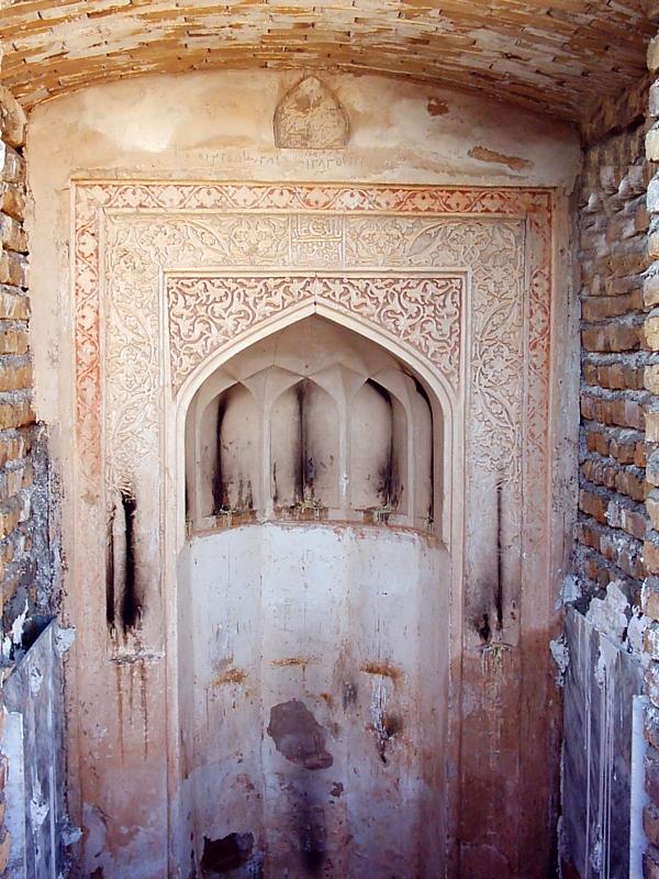 آشنایی با مسجد جامع قدیم روشناوند - خراسان رضوی