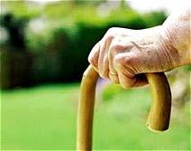 سالمند پیر