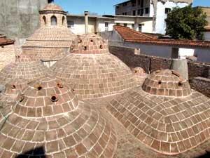 سقف حمام وزیری