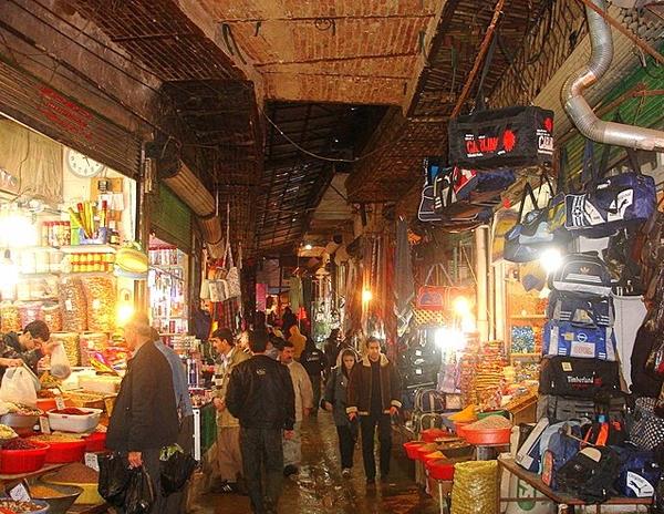 آشنایی با بازار قدیمی سقز - کردستان