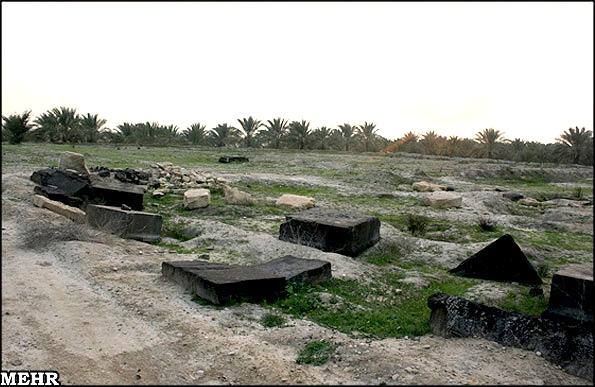 آشنایی با کاخ سنگسیاه - بوشهر
