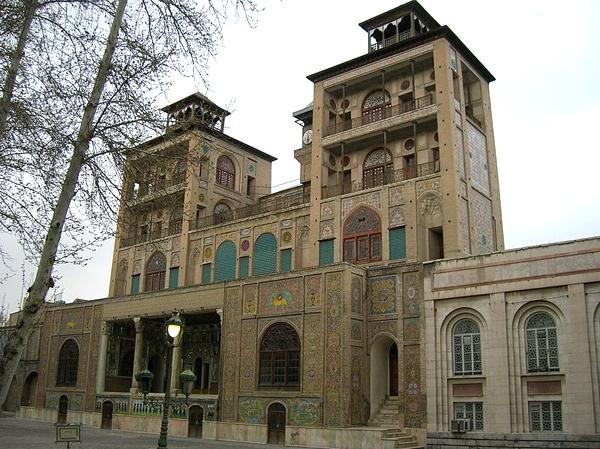 آشنایی با عمارت شمسالعماره - تهران