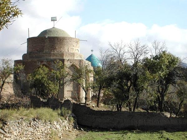 آشنایی با بقعه امامزاده یحیی - مرکزی
