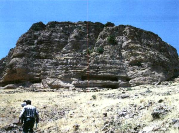 آشنایی با قلعه ضحاک (عجبشیر) - آذربایجانشرقی