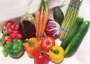 غذاهای ارگانیک
