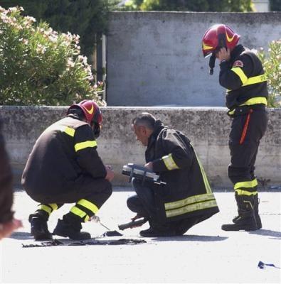 انفجار مرگبار در ایتالیا