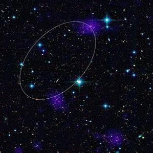 نخ کهکشانی حاوی بزرگترین خوشه ستارهای