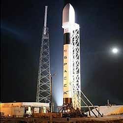 اولین پرواز خصوصی به ایستگاه فضایی با موفقیت انجام شد