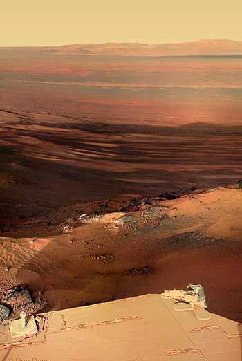 کشف مولکولهای آلی، وجود حیات در مریخ را تقویت کرد