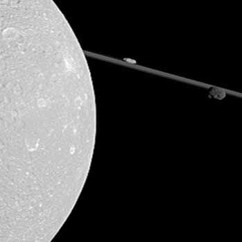 ماه سیاره حلقهدار