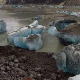 دریاچه کاچت II در پاتاگونیا