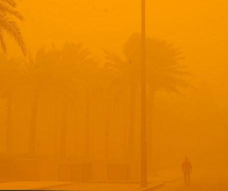 گرد و خاک غبار