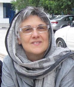 زندگینامه: نسرین سراجی (1336 -)