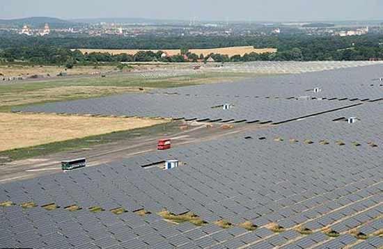 رکورد تولید انرژی خورشیدی در دست آلمان