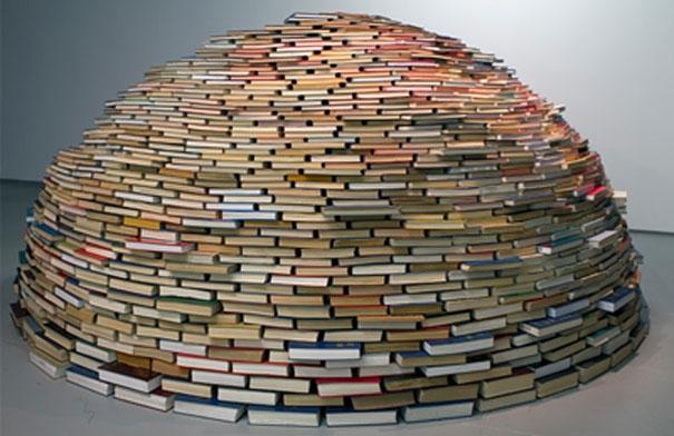 خانهای از جنس کتاب