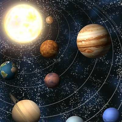 حیات منظومه شمسی، درون یک حباب