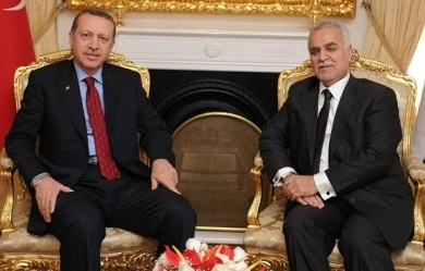 اعلام حمایت اردوغان از الهاشمی