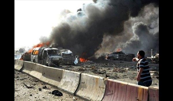 محکومیت بینالمللی انفجار خونین سوریه