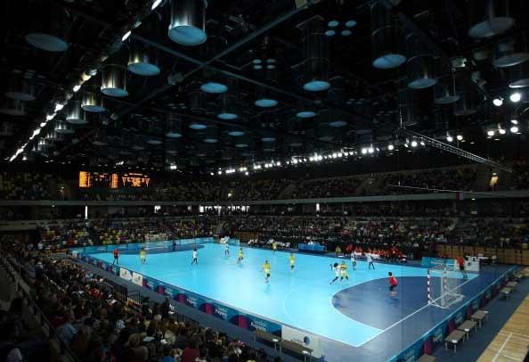 آشنایی با ورزشگاه هندبال آرنا - بریتانیا