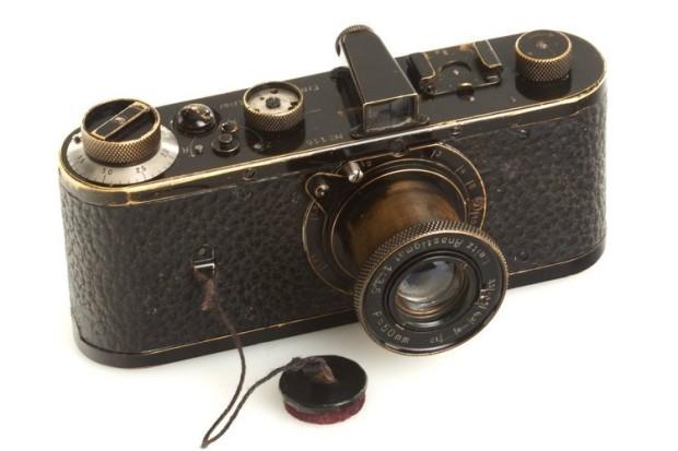Eine 89 Jahre alte Leica-Kamera mit der Seriennummer 116 hat in Wien für 2,16 Millionen Euro den Bes