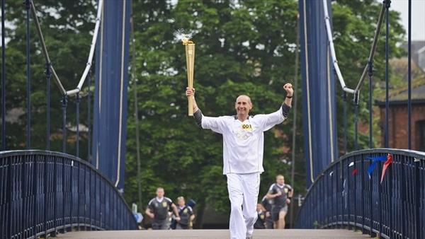 65 روز تا المپیک لندن