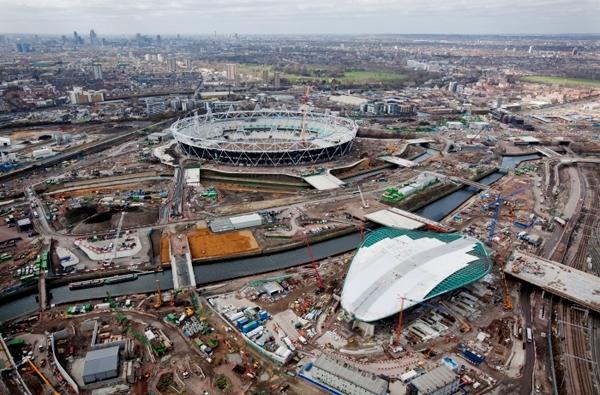 آشنایی با پارک المپیک لندن - بریتانیا