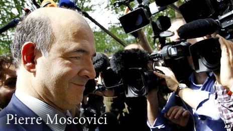 france - Pierre Moscovici