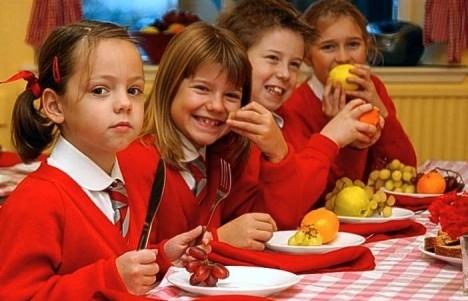 اهمیت میوه و سبزی برای دانشآموزان