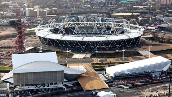 آشنایی با ورزشگاه واترپلو آرنا - بریتانیا