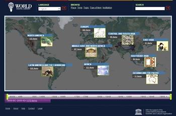 آشنایی با کتابخانه دیجیتال جهان