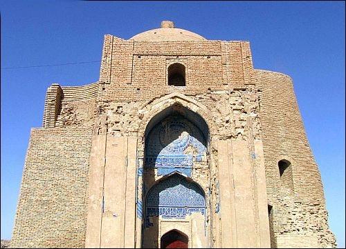 آشنایی با آرامگاه ابوسعید ابیالخیر - ترکمنستان