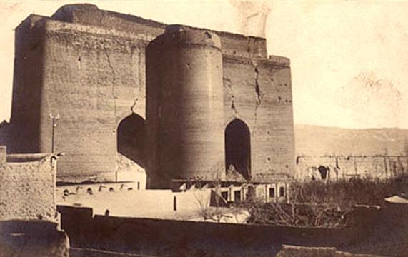 آشنایی با ارگ علیشاه - آذربایجانشرقی