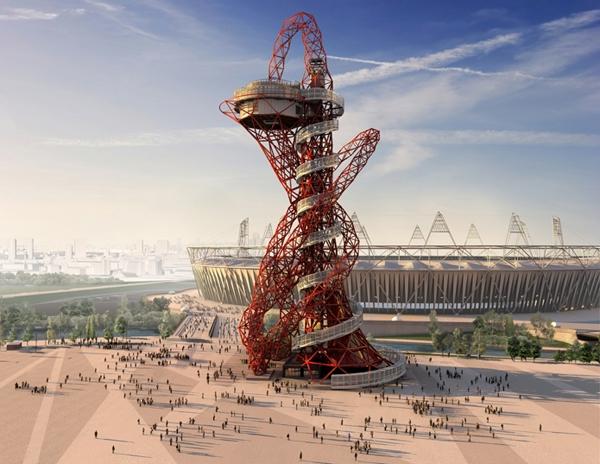 آشنایی با نماد المپیک 2012 لندن - بریتانیا