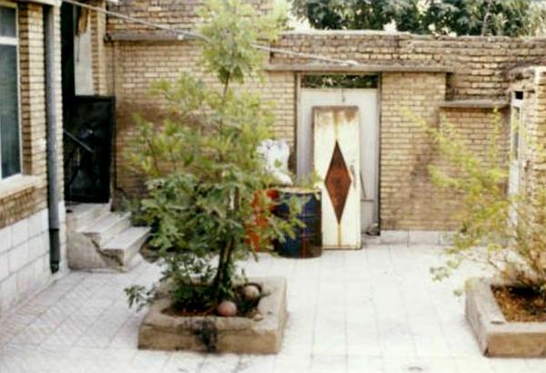 آشنایی با خانه شهید اشرفی اصفهانی - کرمانشاه