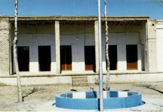 آشنایی با خانه حضرت امام خمینی (ره) - مرکزی