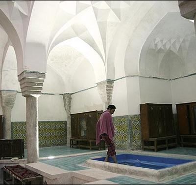 حمامهای قدیمی